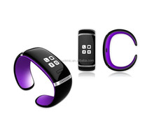 L12S Bluetooth Smart Bracelet Wristwatch Oled Digital Watch Mp3 for IOS Iphone Samsung HTC Android Smart Phones