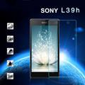 Alta qualidade preços competitivos 0.3mm 9h 2.5d vidro película protetora para sony z1/l39h