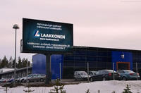 Contemporary new coming iron backlit large outdoor billboards