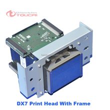 Original New dx7 printhead Mutoh Valuejet VJ1324 VJ1638 VJ1624 VJ2638 VJ1618 printer head solvent Mutoh Dx7 Head sale