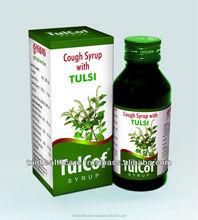 herbal cough syrup with Tulsi - TULCOF Syrup