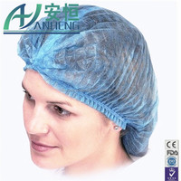 Eco-friendly materials disposable nurse cap creating home products for international clients disposable nurse cap