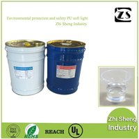waterproof and insulating polyurethane resin adhesive glue pouring sealant for electronic element