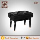 Boa qualidade crianças de madeira banco do piano
