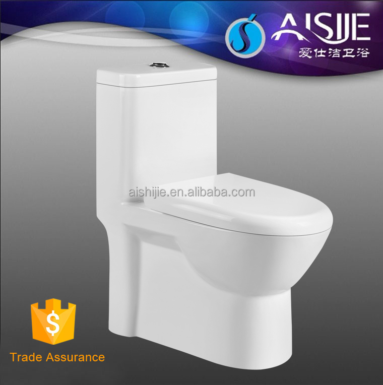 A3123 Sanitary Ware One Piece Toilet Siphonic Malaysia All