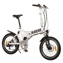 Italian style frame battery folding bike JB-TDN06Z