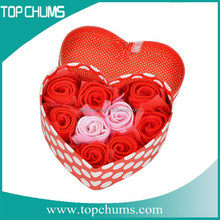 Love heart shape wedding souvenir sample