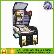2015 Coin Operated Basketball machine-Coin operated cheap mini basketball hoop game
