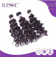 Silk Smooth Water Wave Latin Brazilian Hair 100% Brazilian Human Hair Products