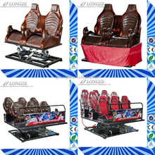 exciting rides/roller coaster movies 5d cinema equipment for sale, 7d cinema euqipment
