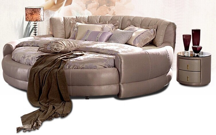 2014 latest cheap price round bed on sale buy round bed for Where to buy a new bed