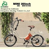 Mini,Beautiful japan girl buy newest model folding electric bike