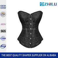 Cheap price custom Promotion personalized printed waist training corset for shaper