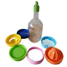 Plastic bin 8 kitchen tool like bottle,kitchen tool as seen on TV