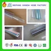high quality PVC spring hose with food quilty passed REACH and FDA
