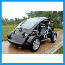 Two Passenger Electric Utility Vehicle