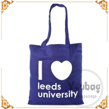 Personalized recycle promotional Foldable cotton tote bag