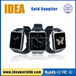 Trending electronics china supplier smart watch phone with SIM slot Camera Bluetooth