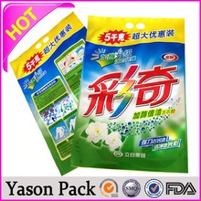 Yason packet for milk carton packing coconut butter