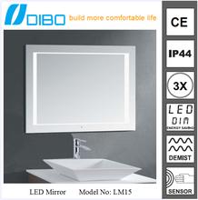 Decorative Mirror Wall Clock/ Wall Clock Mirror Prices/ Mirror Clock Wholesale
