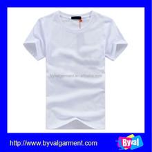 OEM china manufacturer custom plain no brand t-shirt design BC86