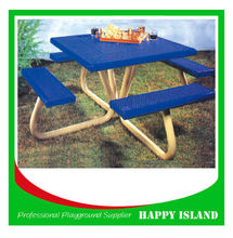 2015 Attractive Design Park Bench Chinese Manufacturer Iron Bench Outdoor Garden Wooden Chair