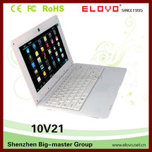 super slim complete function Android laptop computer 10inch Android4.2 speedy online surfing laptop computer factory price