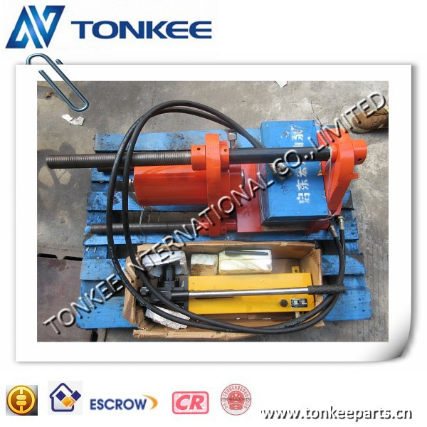 100T Hand power hydraulic master pin press (13).jpg