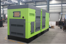 China manufacturer famous US engine diesel generator prime power 250kva