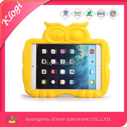 tablet accessories kids silicone case for ipad