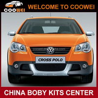 2006-2010 POLO PP Cross Style Bumper Body Kit For Volkswagen Polo