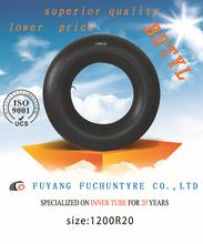 Sale promotion tyre truck inner tube 1200R20