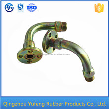 Provide stainless steel union hydraulic tube assembly