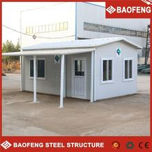 low cost protector designs for prefabricated house