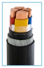0.6 / 1 ( 1.2 ) kV XLPE INSULATED ARMOURED PVC SHEATHED CABLES