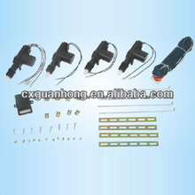 Car alarm ,High quantity Door lock with remote control GK-401-13