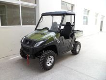 EEC road legal 5kw electric utility vehicle, highback seat,eg6043kdx