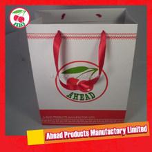 Laminated Custom Packaging Paper Bag