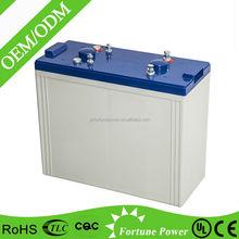 deep cycle solar battery 2v 1000ah factory supply directly Solar battery