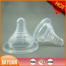 EN14350-2 standard silicone baby nipples wholesales
