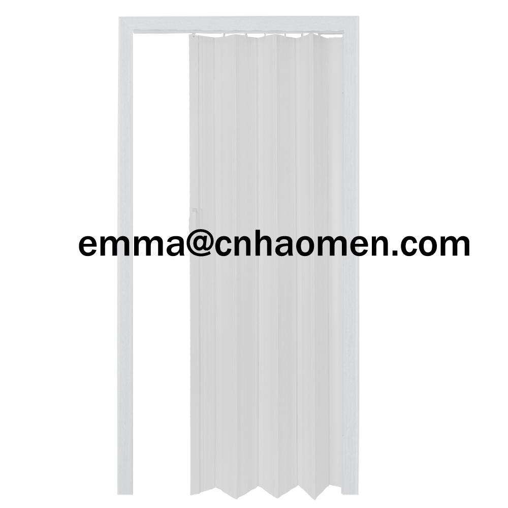 Pvc puerta plegable espesor 0 6 mm puerta identificaci n - Puerta pvc plegable ...