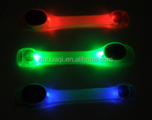 Flashing Silicone Led Arm band For Runners