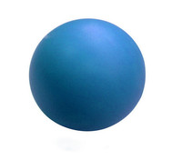 colorful high bouncing rubber ball