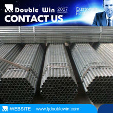 Powder coated steel galvanized steel pipe for greenhouse frame