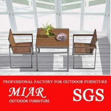 De madera de teca mesa de comedor y silla conjunto 102219f+202219z