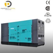 Diesel genset with PERKINS engine 400KW backup power generator