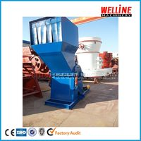 tin can crusher/scrap steel crusher manufactory with CE approval