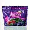 Fruit protection zipper plastic dry fruit bag