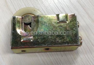 High quality sliding iron door roller W-200B