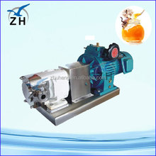 china air blower for wastewater treatmentzyl93wd hand push water proof rotor lobe pump